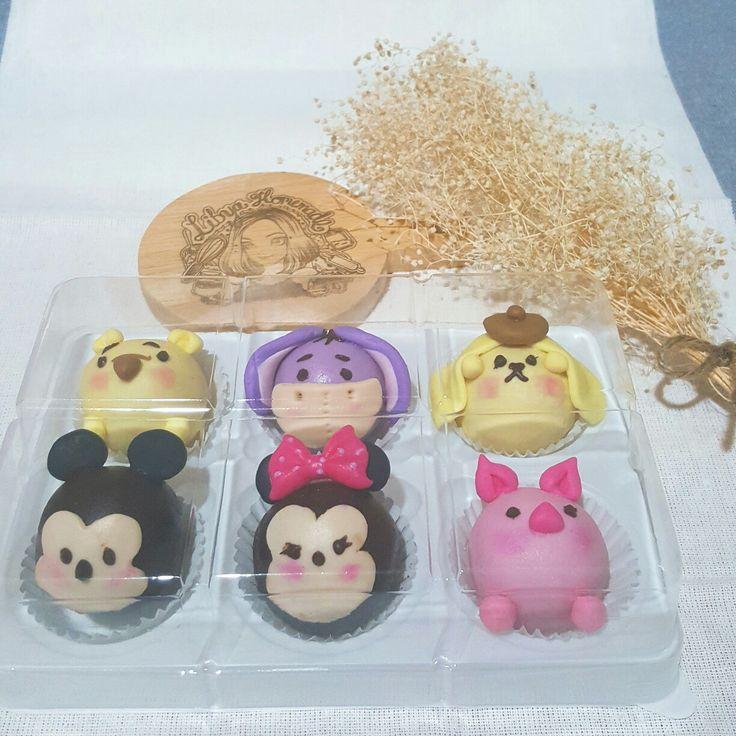 #cakeball #tsumtsum