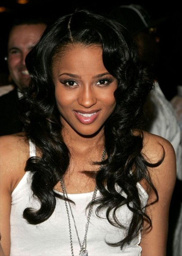 Hairstyles For Black Permed Hair Medium Length : 9 best hairstyles for black women with relaxed hai images on pinterest