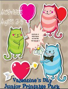 junior high valentines day games