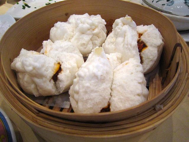 how to make cha siu bao