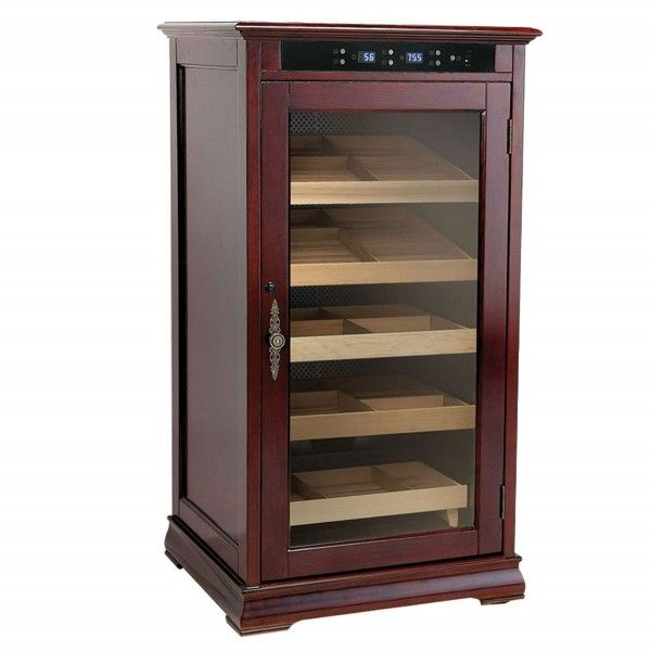 Do You Have More Than A Thousand Cigars That Need A Home If So We Ve Got The Answer For You The Redford Cigar Humidor Cabinet Humidor Cabinet Cigar Humidor