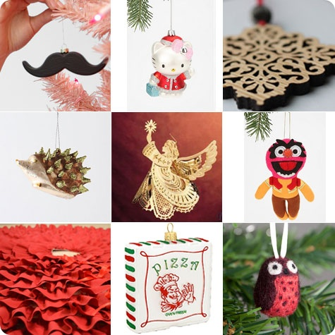 Ornament ideas!Decor Ideas, Christmas Crafts, Off Whit Christmas, Offwhite Christmas, Ornaments Ideas, Holiday Stuff, Christmas Trees, Inspiration Design, Awesome Ornaments