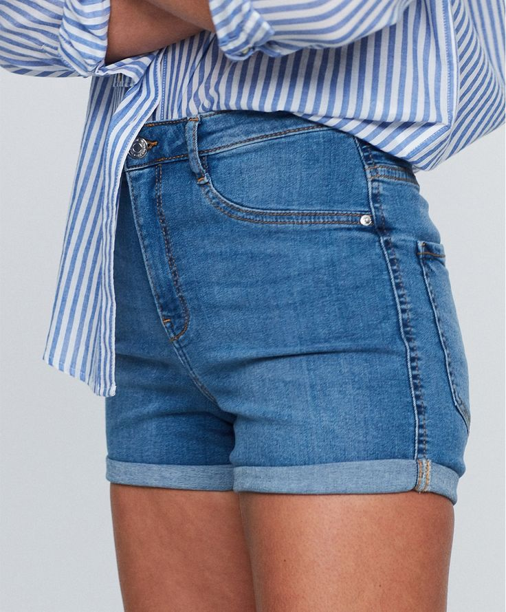 Molly highwaist shorts 19.95 EUR, Shortsit - Gina Tricot