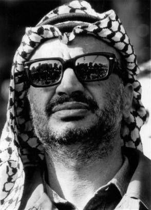 President Yasser Arafat
