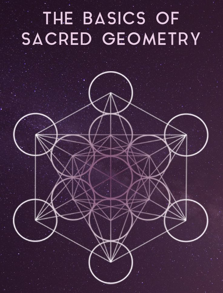 Basics of Sacred Geometry