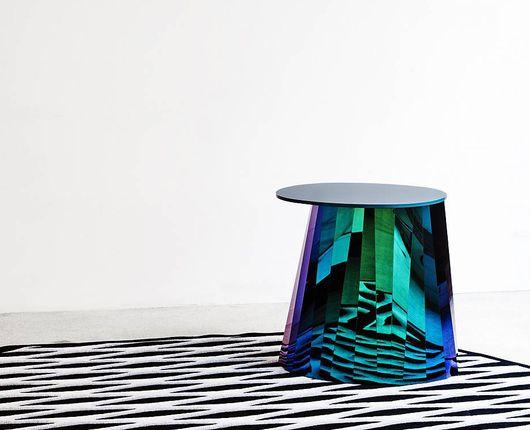 87 best iridescent oil spill decor images on pinterest - Wilmotte design ...