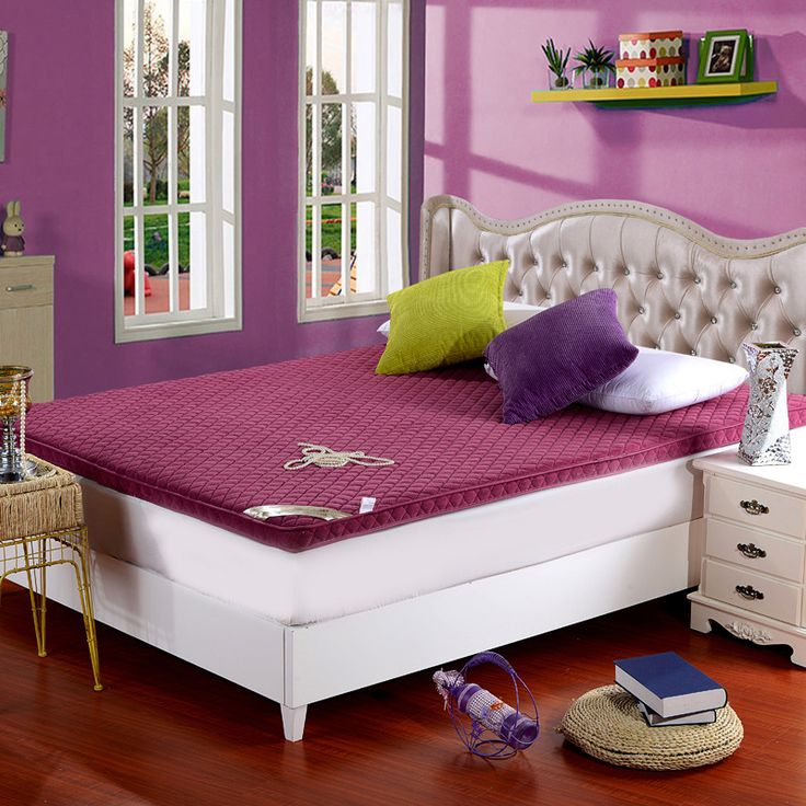 Three dimensional thickening coral velvet mattress Double sided four seasons folding bed, mattress, bed product
