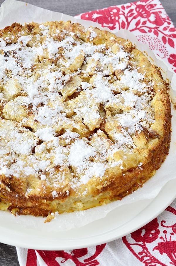 Suikerbrood Broodpudding