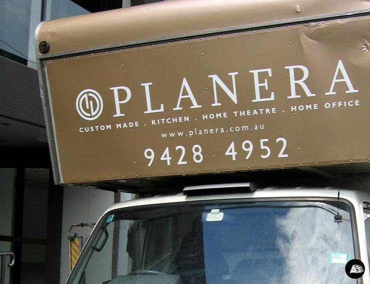 Home Renovation, Truck Vehicle Graphics, Truck Wrap, Planera. AutoSkin ~ drive your brand home.