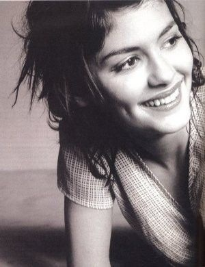 Audrey Tatou - quirky and beautiful. And of course I love Amelie
