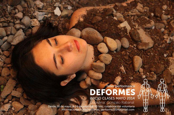 Camila Delgado  Casa Taller OKUPA RAMÓN RAMÓN.Taller de Performance PERFORMA 2012.