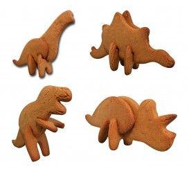 Koekjesvorm Dinosaurus