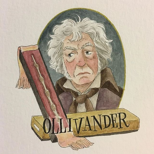 Olivander by Melody Howe