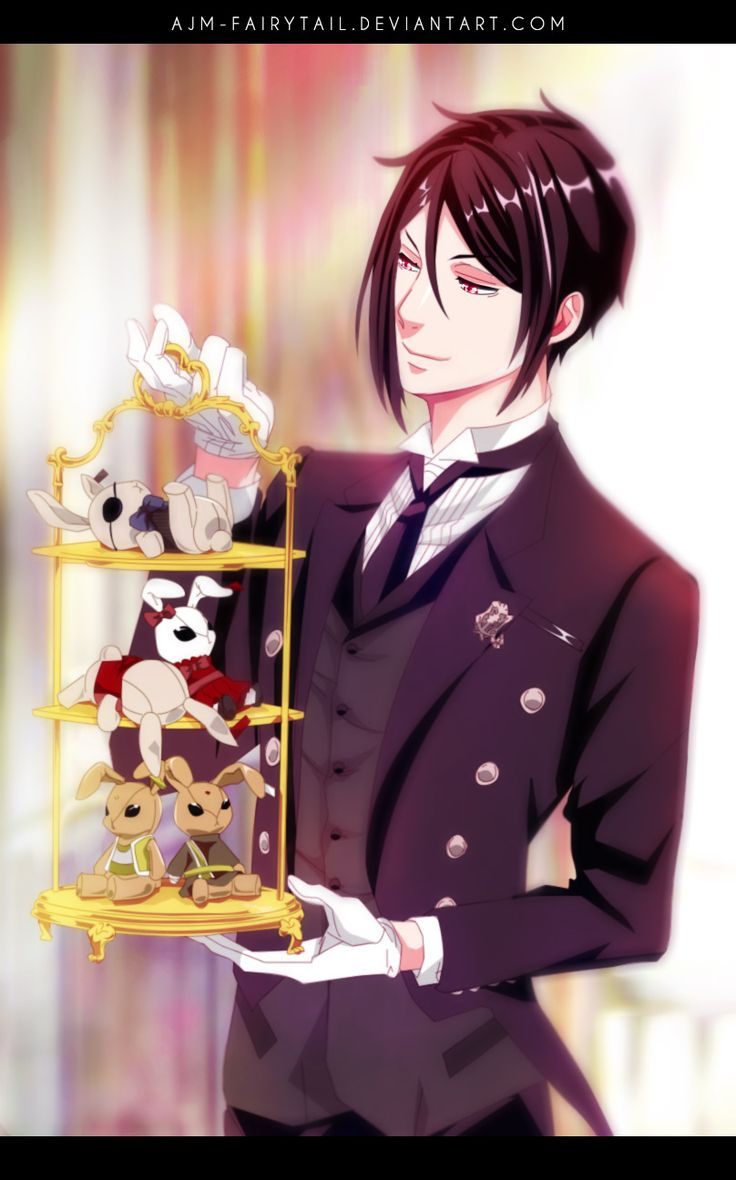 Black Butler 120 - Page 3 - Manga Stream