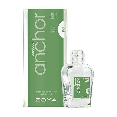 Zoya Anchor Base Coat ZTAN01    professional nail care treatments  beauty supplies