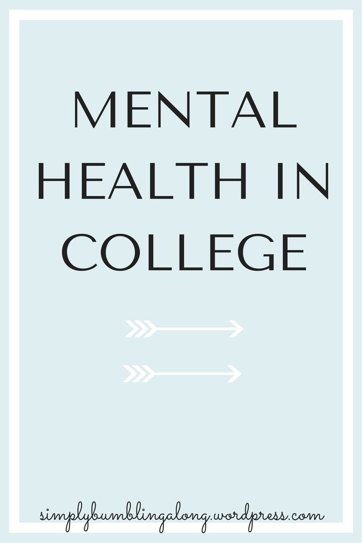 Mental health in college is so important. When your ever changing-schedule is so busy, it can be hard to make sure you do this every single day.