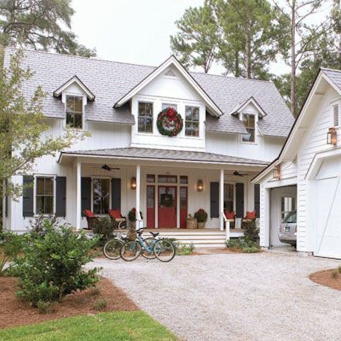 317 Best Farmhouse Christmas Images On Pinterest
