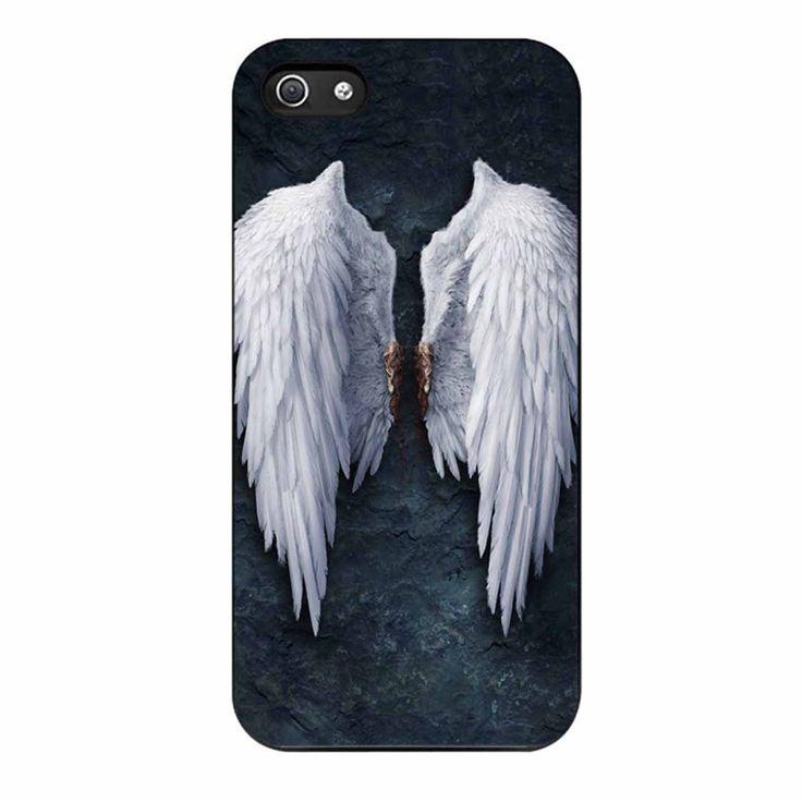 Supernatural Angel Wings 2 iPhone 5/5s Case