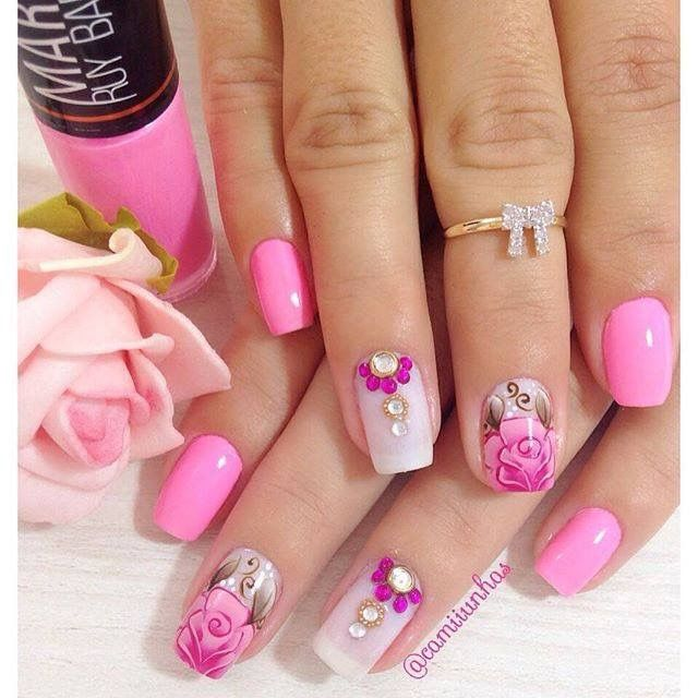 Women's nail design
