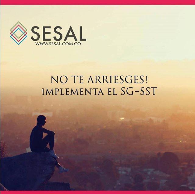 Aún no estás preparado para recibir la nueva normativa de el SG-SST en Colombia? #sesal #marketing #venezuela #colombia #españa #venezolanosencolombia #marketing #marketingdigital #creamostuempresa #emprende #ssl#salud #empresas #sisepuede
