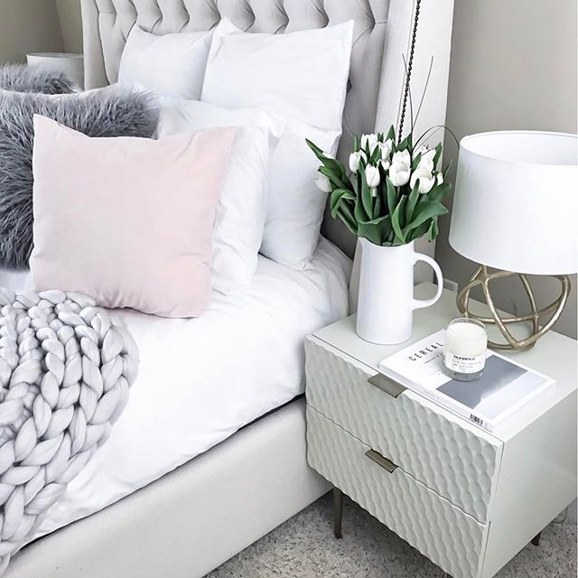 25 best ideas about white bedroom decor on pinterest bedroom inspo beautiful bedroom designs and apartment bedroom decor - Home Decor Bedrooms