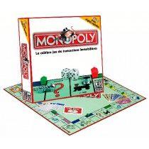 Le jeu de Monopoly classique