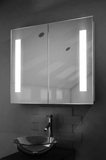 Duo Sensor Cabinet In Bathrooms And Shower Rooms Badezimmerspiegelbadezimmerschr Nkebadezimmer Ideenbadezimmerduschb Derheated Bathroom Mirrorin