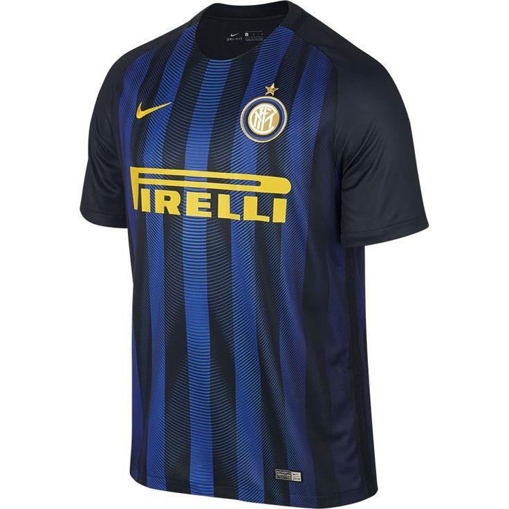 The Football Nation Ltd - Inter Milan Home Shirt 2016/17, �59.99…