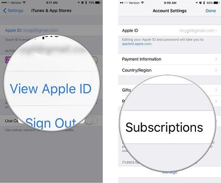 How to Cancel App Store Subscriptions Through iTunes and