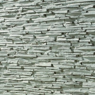 HW0108 TrikBrik Snowdon Cladding White Interior Composite Panel