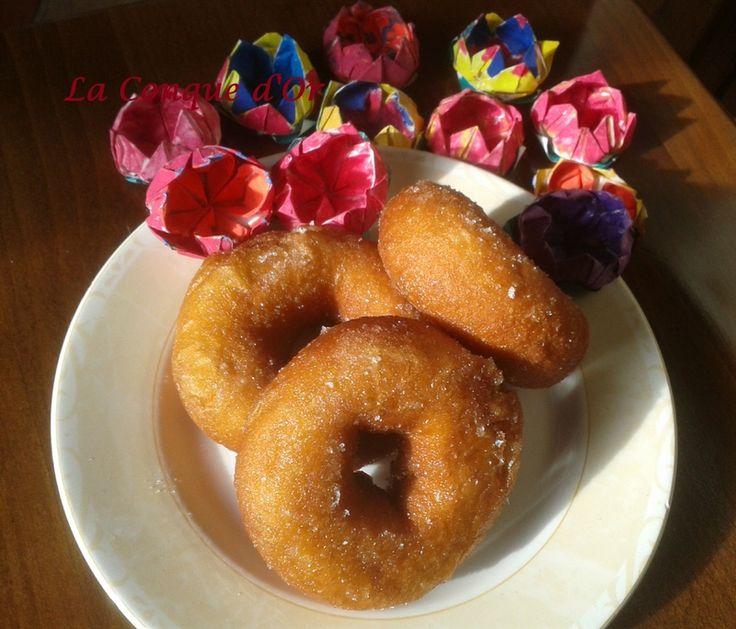 Ciambelle ou beignets pour Carnaval-Recettes de fêtes