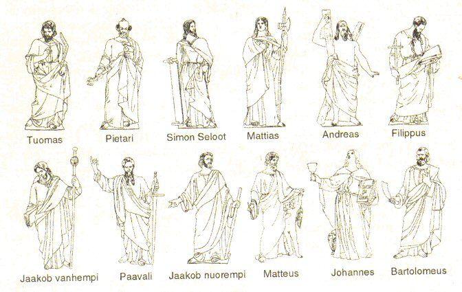 helsingin tuomiokirkon apostolipatsaat - Google-haku