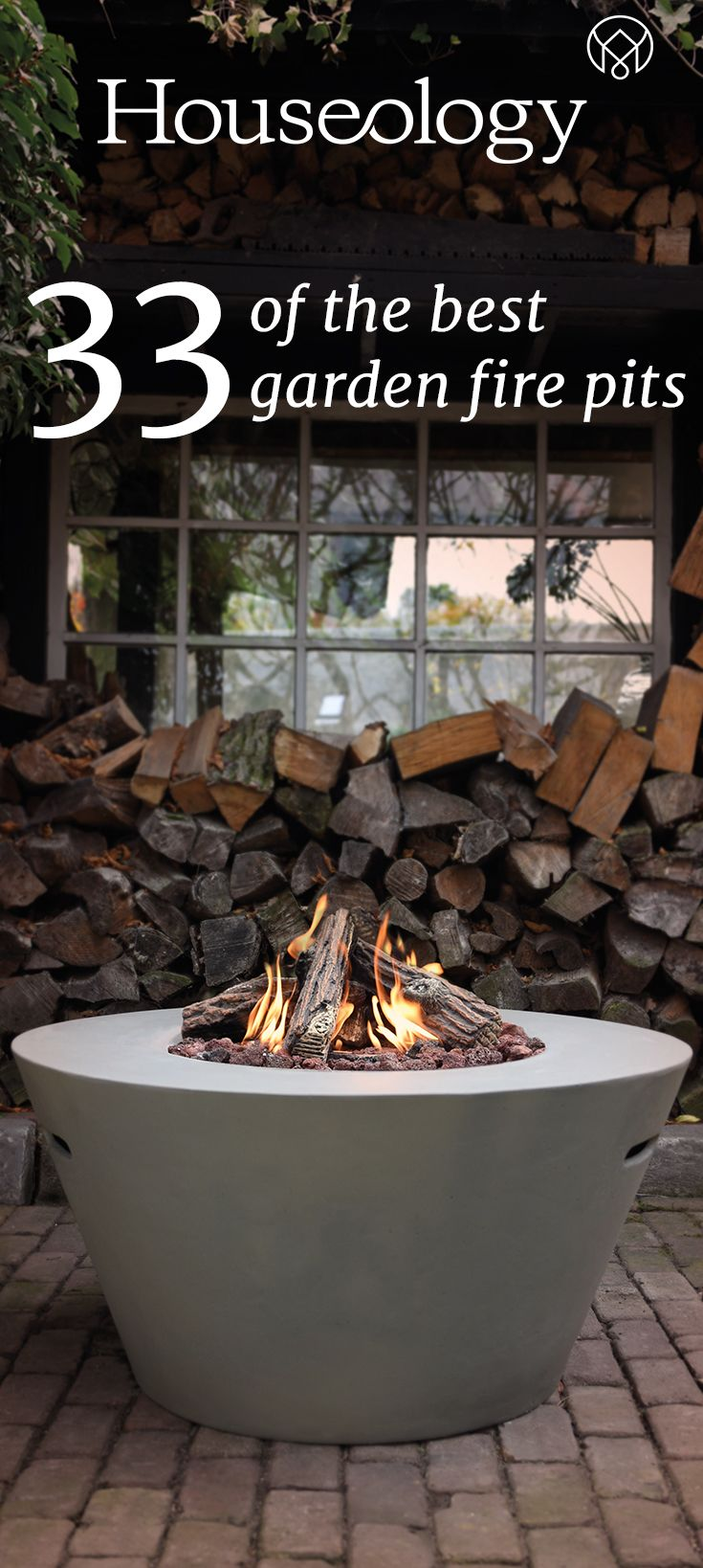 Create a stunning outdoor ambience in your garden space with 33 unmissable fire pits. The perfect garden accessory for summer nights, add a rustic aroma and feel to your outdoor space with the ultimate fire pit.