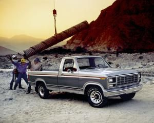 1980 Ford F-150 Pickup Truck - © Ford Motor Co.