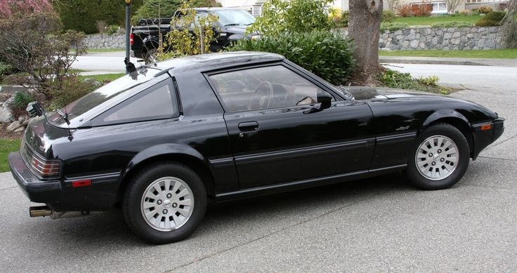 1985 RX7 SE | Jack Gin's Blog: Mazda 1985 RX7 GSL-SE with driver available