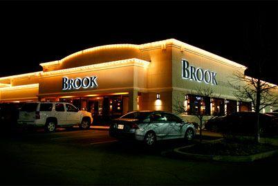 The Brook Restaurant Bar 7725 E 91st St Tulsa Ok 74133 Tulsa