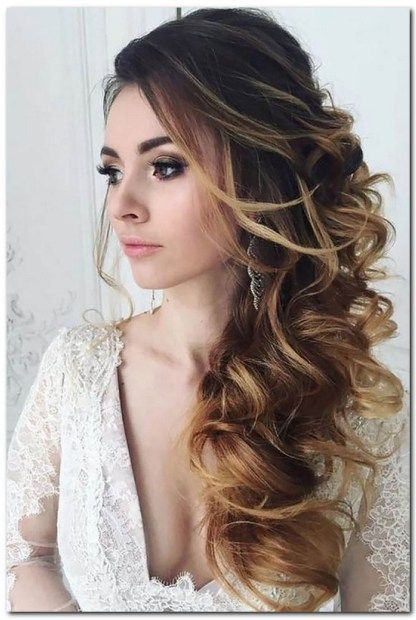 Wedding Hairstyles Half Up And Half Down (82)
