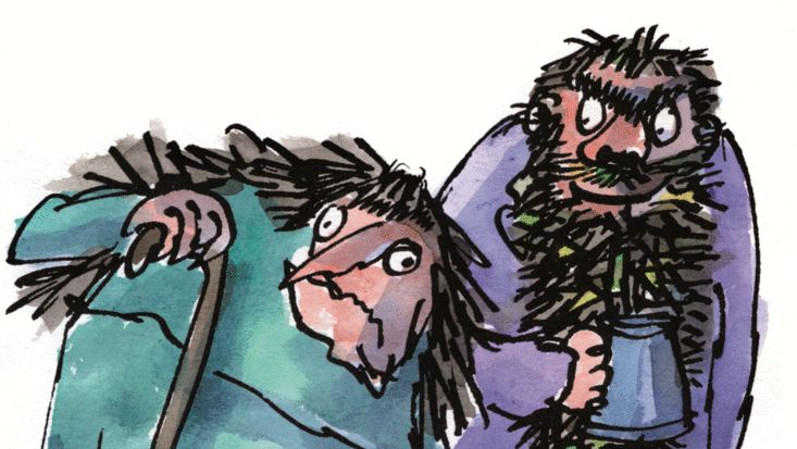 Roald Dahl's The Twits, illustrated by Quentin Blake LESSON PLANS