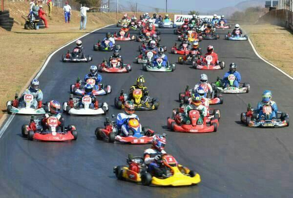 Karting Zwartkops 2012 #47