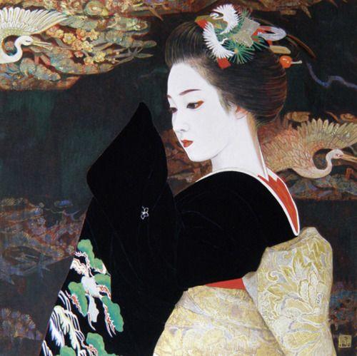 Kurokawa Masako 黒川 雅子 Sakko 先笄 - 2014