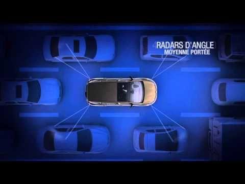 Démonstrateur Renault ESPACE Conduite Autonome