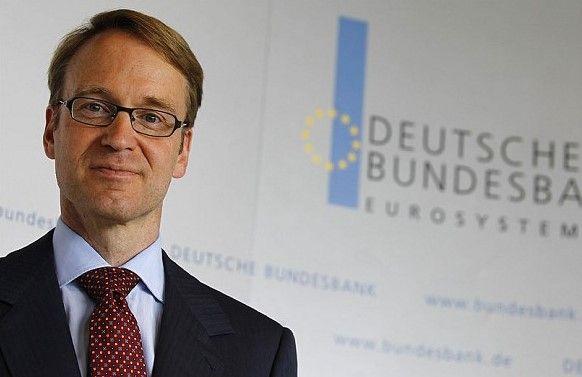 """ECB'den deflasyon açıklaması ECB/Weidmann, \""""Euro"""