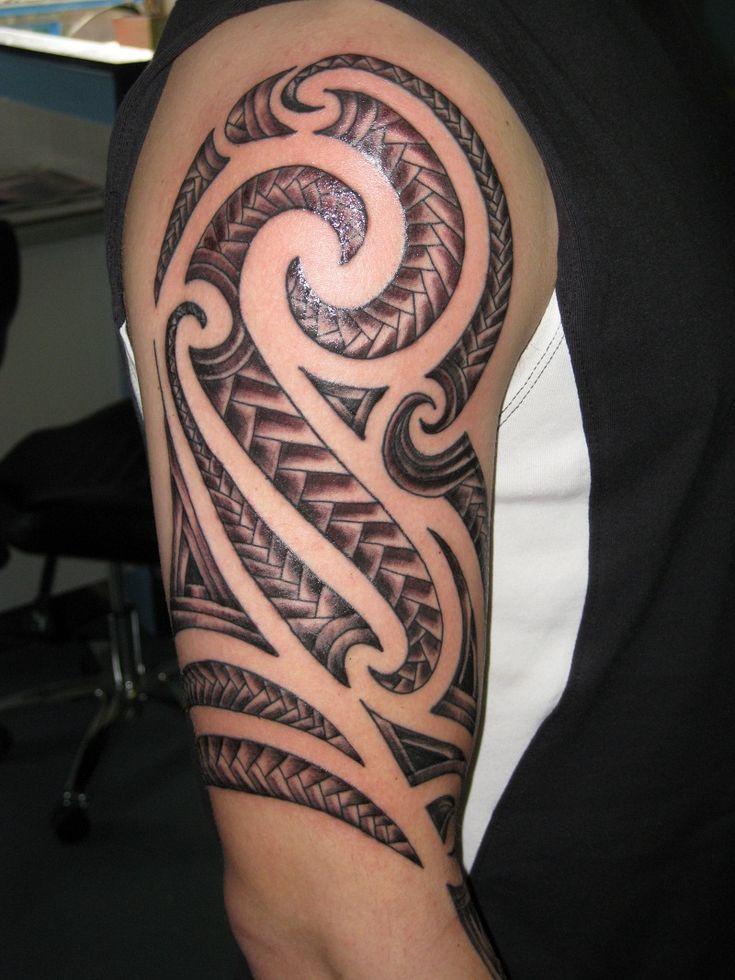 Great Tribal Tattoo Designs: 30 Best Tribal Tattoo Designs For Mens Arm