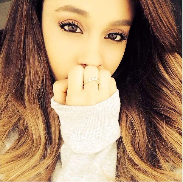Ariana Grande's Flawless Selfie.