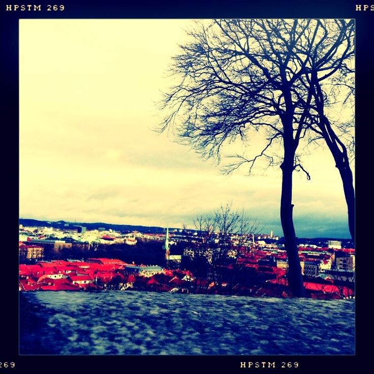 View from Skansen Kronan