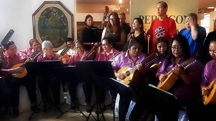 Rondalla Version Pasko Na Naman ( classic Filipino Christmas Carol)