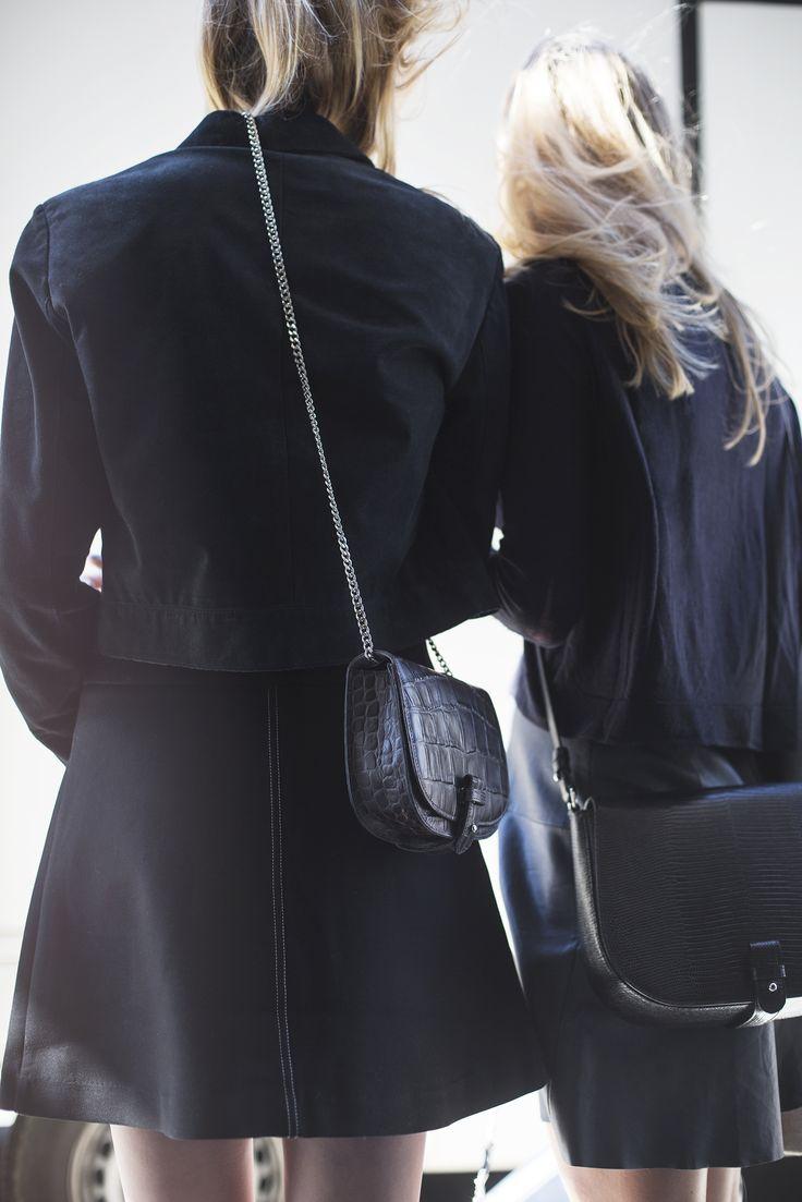 LITTLE LIFFNER Saddle Bags