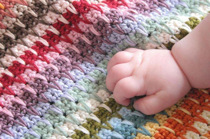 73 besten crochet_Blankets, Throws & Afghans Bilder auf Pinterest ...