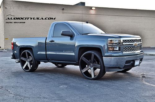 single cab chevy pictures - Google Search