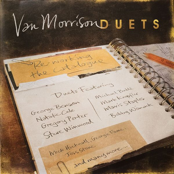 Van Morrison : Duets: Re-Working The Catalogue 2xLP